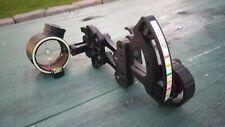 Truglo Range Rover Pro Duo Pin Archery Sight-Black
