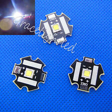 CREE XM-L2 XML2 10W LED bead Emitter Cool White with 20mm Star Base