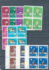 Paraguay perf stamp sets - SPORTS OLYMPICS