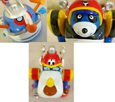 Unifive gokin Super True Alloy Grip Yatterman Panda Dog Anko Yattaman chogokin
