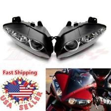 Premium Headlight Head light Lamp Assembly Housing For YZF-R1 2004 2005 2006 USA