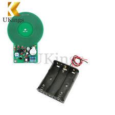 DC3V-5V sensore senza contatto METAL DETECTOR KIT FAI DA TE ELETTRONICA + supporto batteria 3xAA
