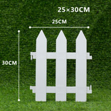 New ListingGarden Border Fencing Fence Pannels Outdoor Landscape Decor Edging Yard 25x30Cm