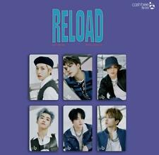 NCT DREAM Reload OFFICIAL GOODS CASHBEE TRANSPORTATION CARD PHOTOCARD SEALED