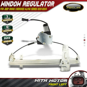 Window Regulator Assembly for Jeep Grand Cherokee WG 2001-2004 Front Left