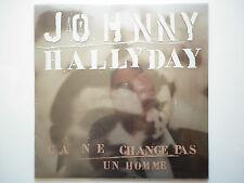 Johnny Hallyday 33Tours vinyle Ça Ne Change Pas Un Homme