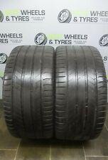 2x 295 35 21 Tyres (295/35 R21) Michelin Latitude Sport 107Y **5MM!** N1 Tyres!!