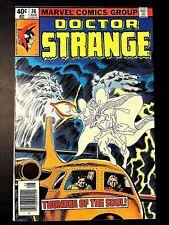 DR. STRANGE 36 (Marvel 8/79 9.0 non-CGC) NR! CLEA! NINGAL! GENE COLAN COVER/ART!