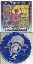 Jethro Tull IAN ANDERSON 1995 Rare 4TRX SAMPLER PROMO DJ CD single USA MINT
