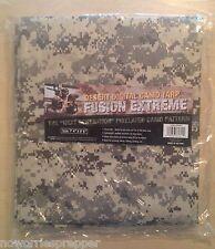 New DESERT DIGI CAMO Survival Shelter Emergency Tarp Prepper Zombie Bug Out Bag