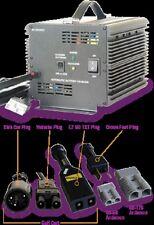 BATTERY GOLF CART CHARGER SCHAUER 48V 15 AH INPUT AC 115-230 V DC PLUGS EACH