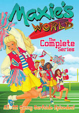 Maxie's World - The Complete Series  (DVD, 2015) All 32 sunny episodes  NEW