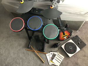 xbox 360 guitar hero bundle
