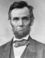 ABRAHAM LINCOLN, Portrait,  Photo Reproduction, 4x6