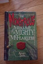 The Monstrous Memoirs of a Mighty Mcfearless by Ahmet Zappa (2006, Hardcover)