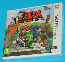 The Legend Of Zelda Triforce Heroes - Nintendo 3DS 3-DS - PAL New Nuovo Sealed