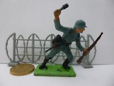 BRITAINS / SOLDAT ALLEMAND WW2   /  1/32 eme