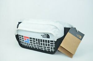 The North Face IC Hip Pack Waist Pack Bag Pouch Black - White