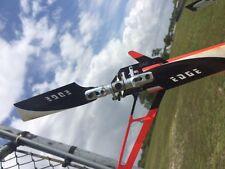 EDGE 92mm Premium CF Tail Rotor Blades - LE-92 - original packaging!
