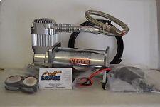 Viair 38033 380C Air Compressor Kit Chrome 200psi suspension 16380 air ride lift