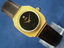 Vintage Ernest Borel Ladies Wind Up Watch NOS New Old Stock Circa 1970s