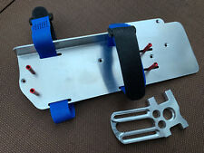Nitro to Electric Brushless Conversion Mount W/Trays  Team Rc8B3 1/8Buggy