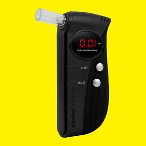 Professional LCD Digital Alkoholtester/ LCD-Display mit Zubehör (Schutztasche