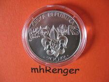 TSCHECHIEN 2012 200 KRONEN SILBER ST BU HGH - JUNAK - PFADFINDER -