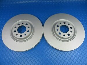 Alfa Romeo Stelvio front brake rotors TopEuro #9040