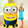 92*65cm Large Yellow Kids Large Size Balloon Children Birthday Party Supplies