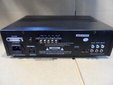 Pyramid Pa105 80W Microphone Ac & Dc 12 Volt Public Address Amplifier