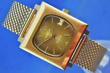 Vintage Retro Edele Automatic Watch Circa 1970s NOS Cal ETA 2784 New Condition