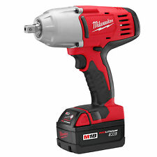 Milwaukee 2662-22 18-Volt M18 1/2-Inch High Torque Impact Wrench with Pin Detent