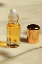 3 ml Best Quality GOLDEN Gold AMBERGRIS OIL perfume oil pheromone For Women