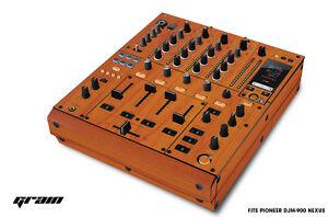 Decalcomania Protezione per PIONEER DJM-900 Mixer per DJ CD Pro Audio DJM900