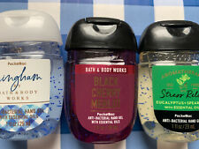 Bath And Body Works Hand Gel Size 29 Ml , 3 X Bottles