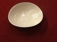 Sophie Conran Portmeirion Small salad bowl / Vegetable Dish - Biscuit / Beige