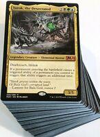 ***Custom Commander Deck*** Yarok the Desecrated - Landfall - EDH Mtg Magic Card