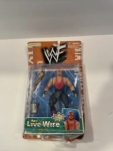 Jakks Pacific 1998 WWF Live Wire Series 1 Vader MOC New