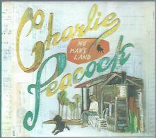 CD: CHARLIE PEACOCK - No Man's Land