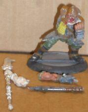 Gudrun the Wanderer Character Solo Mercenaries Minions Hordes PIP 75011 metal