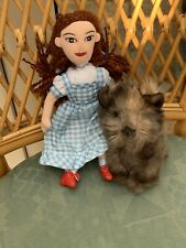 The Wizard Of Oz Dorothy And Toto Dog Charcters