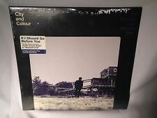 LP CITY AND COLOUR If I Should Go Before You CANADA 180g 2LPs NEW MINT SEALED