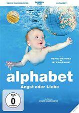 Alphabet - Angst oder Liebe? (Erwin Wagenhofer) DVD NEU + OVP!