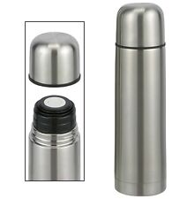 Double-Walled Insulated Bottle Thermos Bottle Thermos Stainless Steel 0,5 Litre