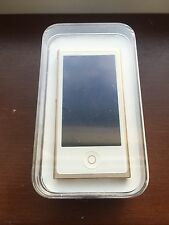 Apple iPod Nano 7th Generation (16GB) Gold New