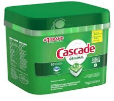 2 pack- Cascade Dishwasher Detergent ActionPacs, Fresh Scent, 50 count ea