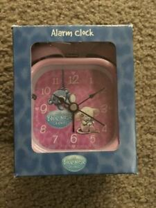 ~ ME TO You ~ Tatty Teddy ~ My Blue Nose Friend ~ Alarm Clock ~ Pink ~ New ~