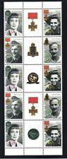 Military, War Australian Decimal Stamp Blocks & Sheets