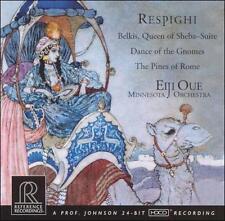 Respighi: Belkis, Queen of Sheba, New Music